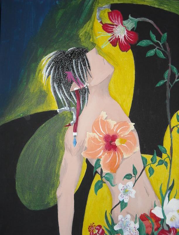 Sleepless Flower Finished By Demonkusenagi On Deviantart