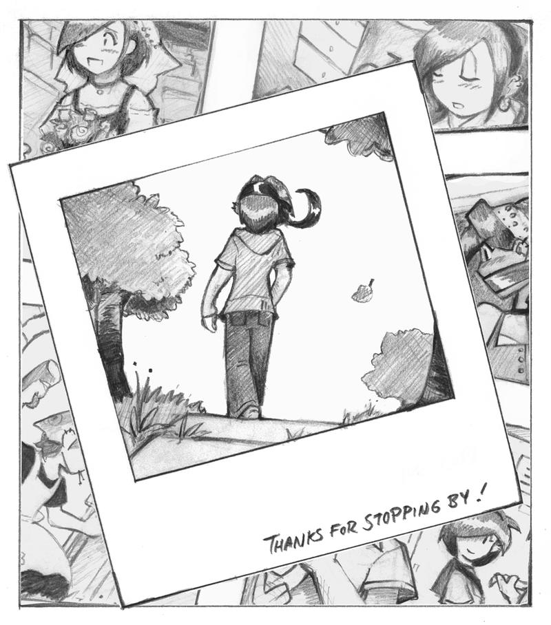 MG Epilogue:  Material Girl by HeartGear