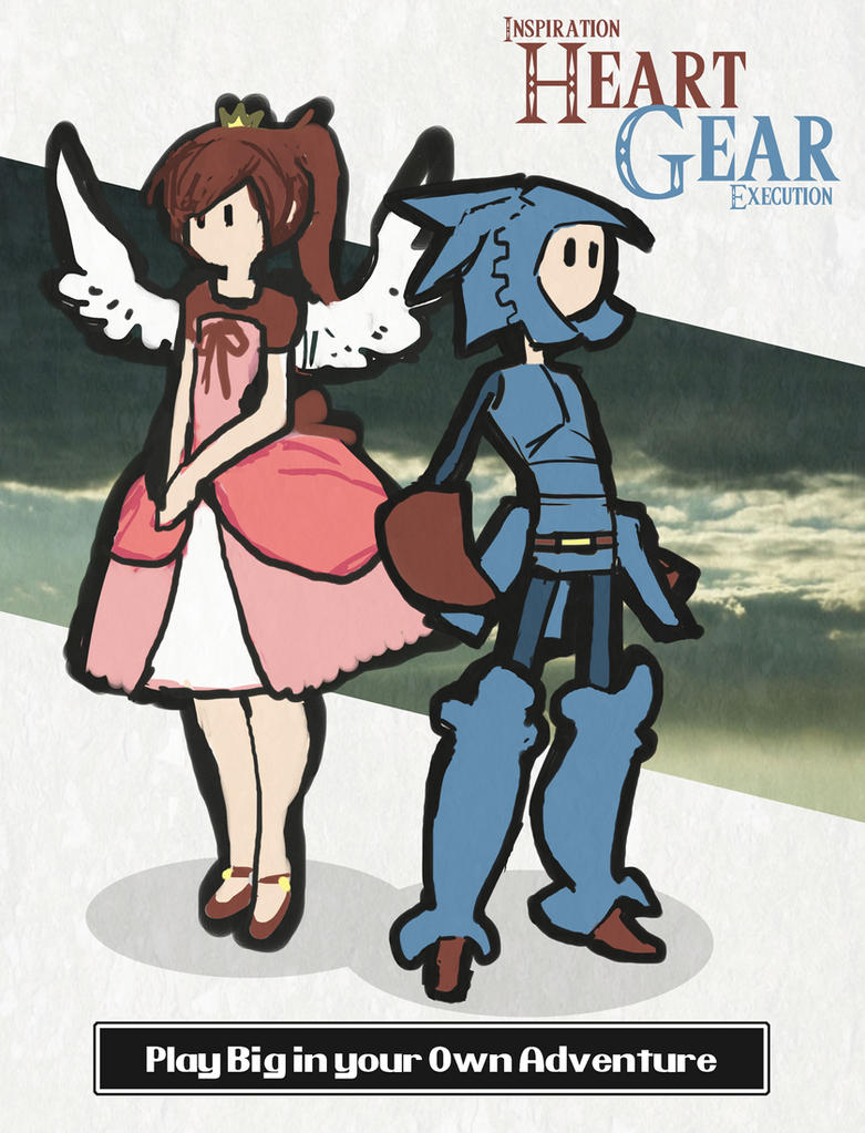 HeartGear - Clarion Call by HeartGear