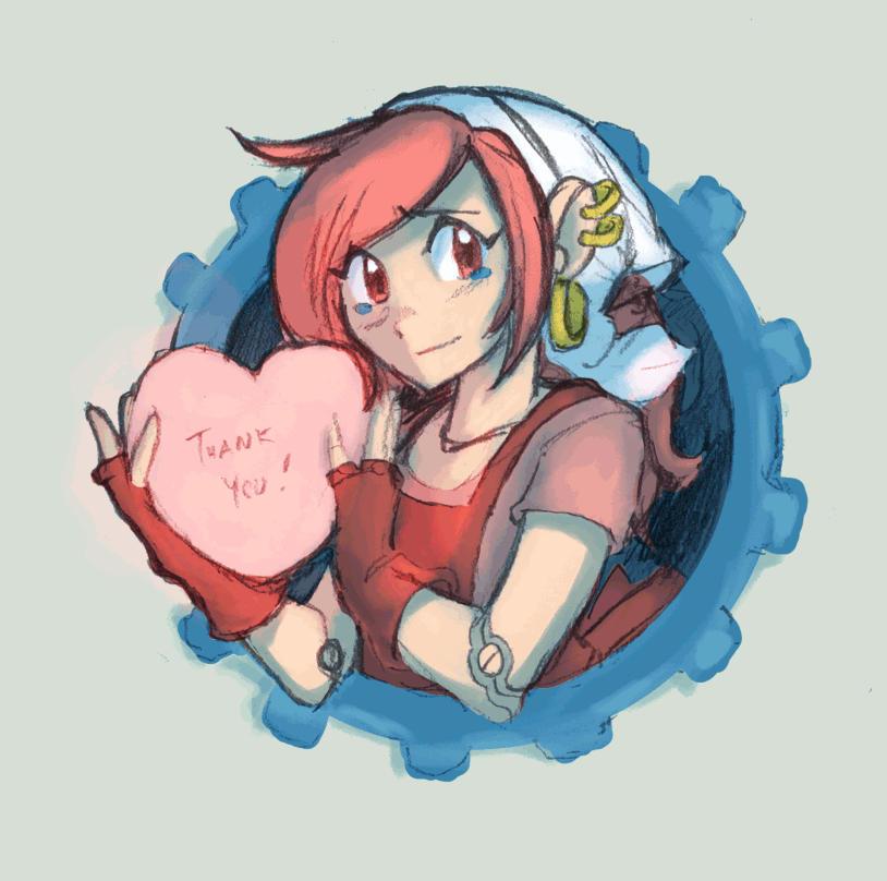 HeartGear: Thanks Everyone! by HeartGear