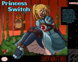 Commission - Princess Switch! by HeartGear