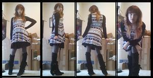 HeartGear - Frozen Outfit
