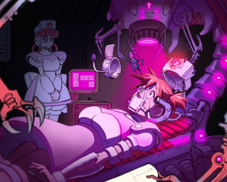 Benefactor - Misty gets Nurse Joyed by HeartGear