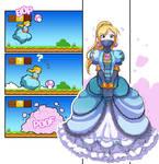 Benefactor - Princess Powerdown! by HeartGear