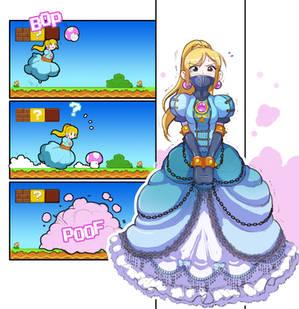 Benefactor - Princess Powerdown!
