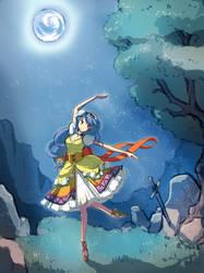Luna - Festival Dancer by HeartGear