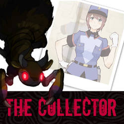 The Collector Visual Novel - Project Cover