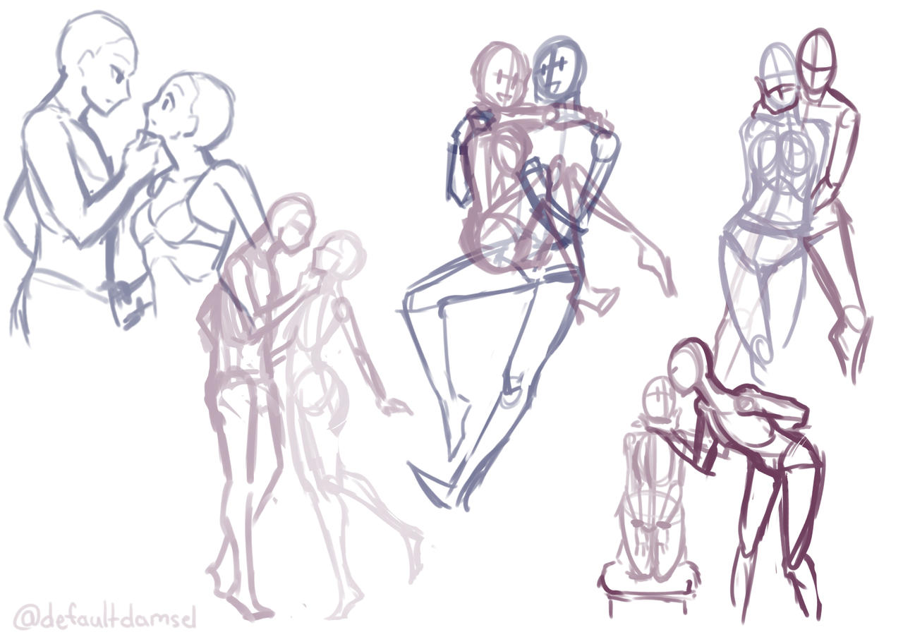 Warm Up Sketches, 11/30/2020