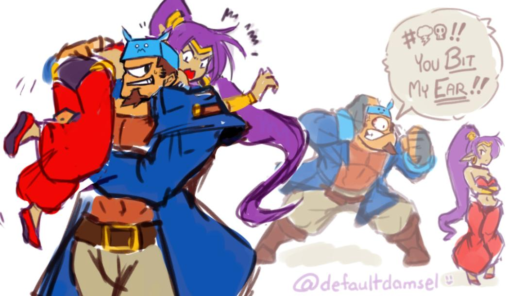 Shantae/Ammo Baron
