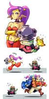 Shantae NO U