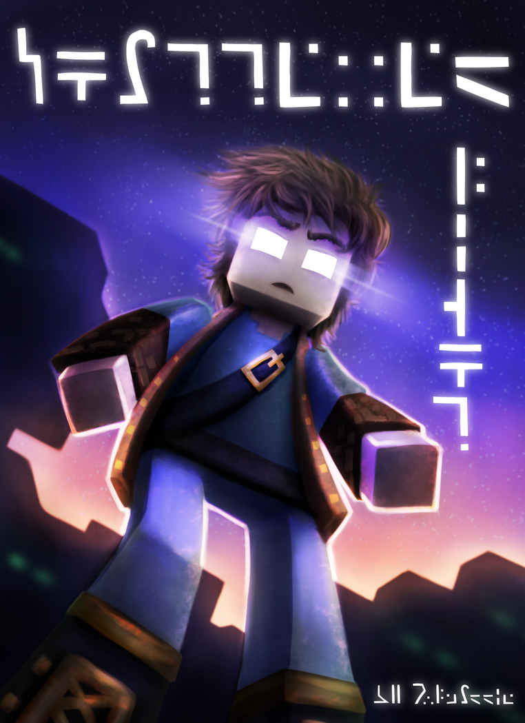Shattered Light: A Herobrine Comic by owlmaddie