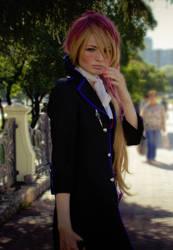 Shura Kirigakure cosplay