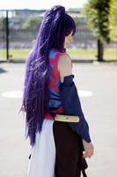 Akatsuki from Log Horizon cosplay by Neka-chi