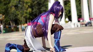 Akatsuki from Log Horizon cosplay by Neka-chi