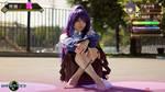 Akatsuki from Log Horizon cosplay