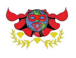 International Cosplay Flag