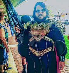 Man of Steel - Jor-El Cosplay (Armor and Weapons)