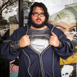 Man of Steel - Jor-El Cosplay (robes and bodysuit)