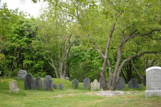 New England Cemetery