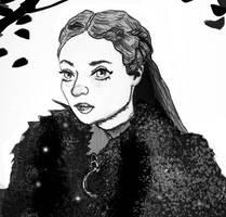 Sansa drawing