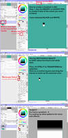 Creating gradients in SAI