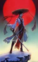 Scarlet Moon by lilsuika
