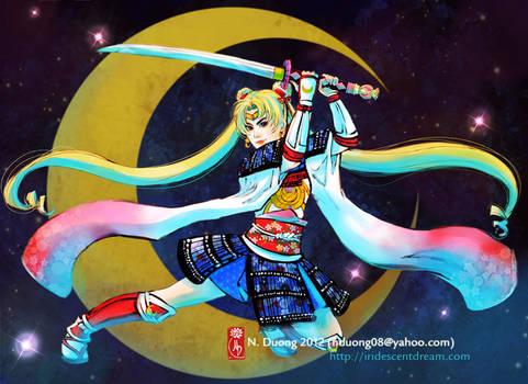Samurai Sailor Moon