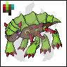 """The DragonBug Pokemon""request by 66blazingXXsimurgh"