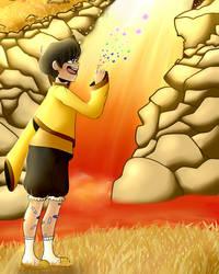 Rocky Yellow