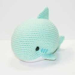 Monty the Shark