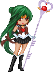 SuperSailorPluto by NikkoTakishima