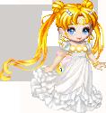 Princess Serenity v2 by NikkoTakishima
