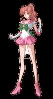 Reverse Sailor Jupiter {Crystal} Fullbod