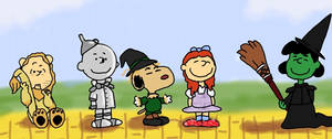 It's the Wizard, Charlie Brown