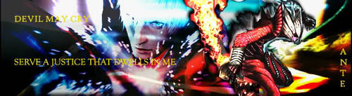 Devil may cry 3 sig by aoshi1484