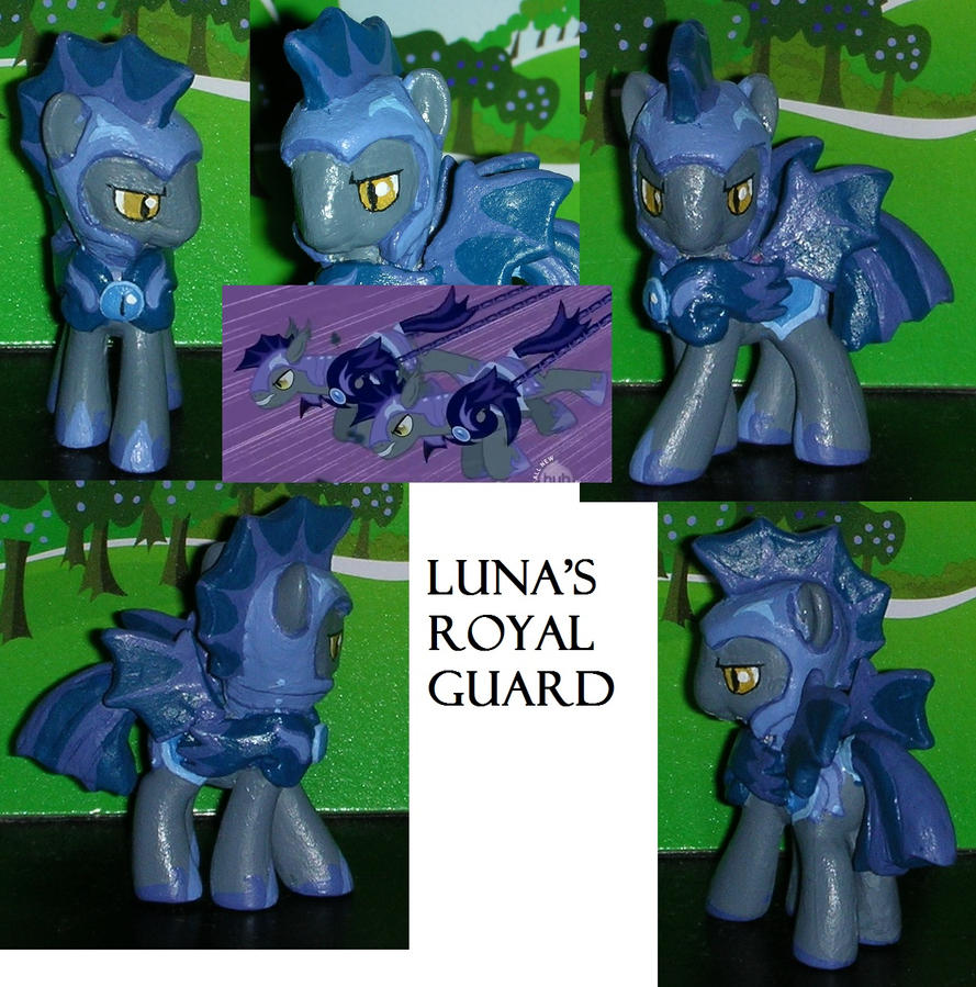 Luna's Royal Guard by TianaTinuviel