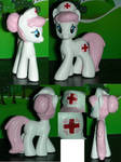 Nurse Red Heart Blind Bag My Little Pony