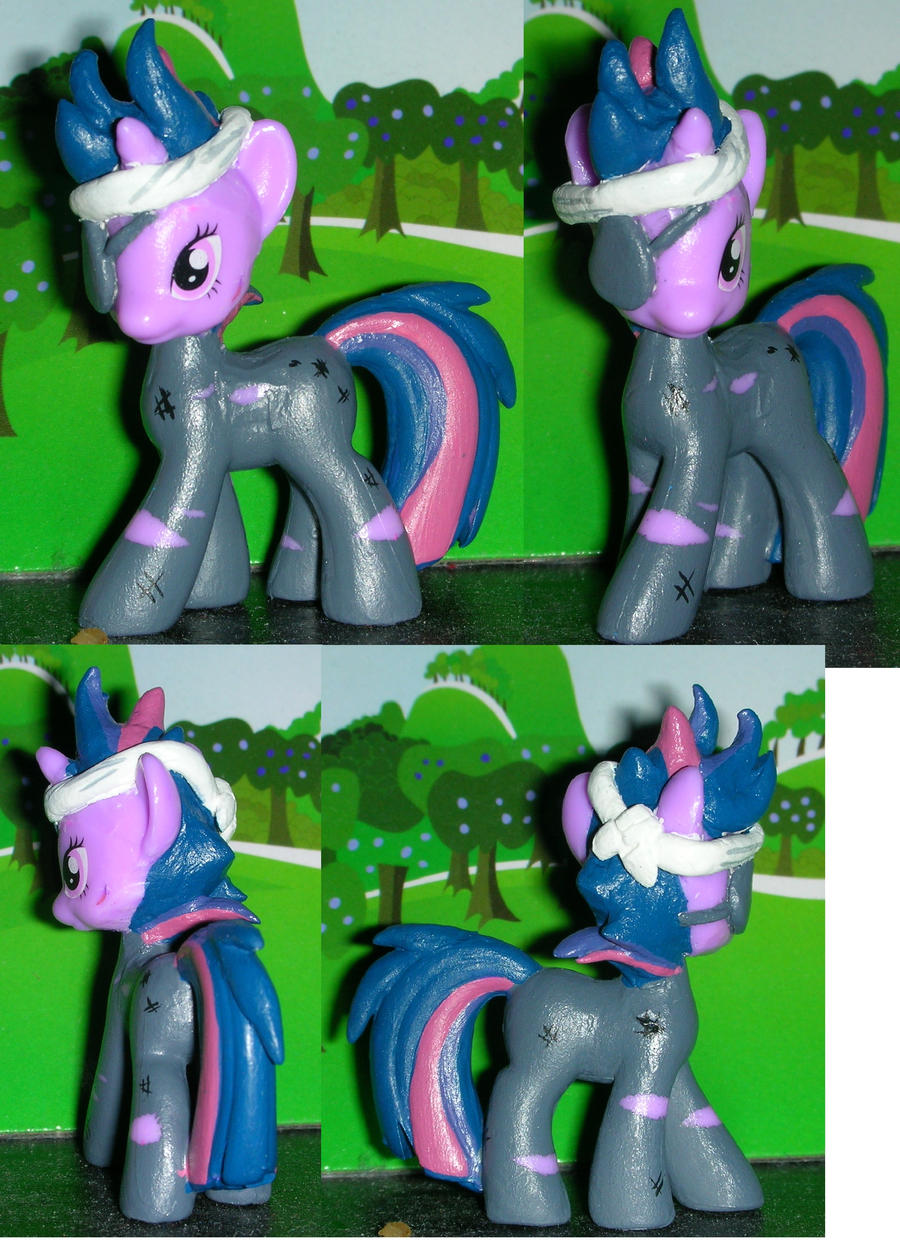 Future Twilight Sparkle It's About Time by TianaTinuviel