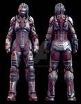 Epsilon - Full armor