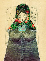 Ludmila Osipovna by Lanatopol