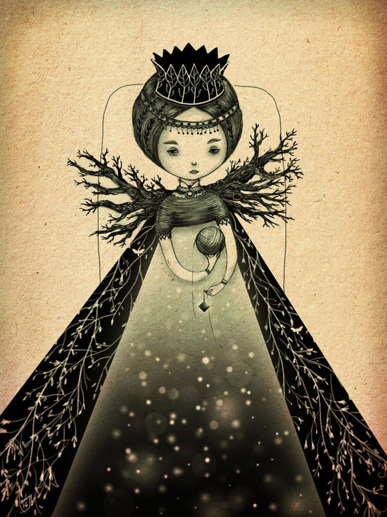 Mariska - The Unforgiver by Lanatopol