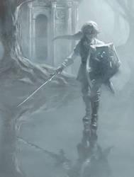 Dark Link by onmyous
