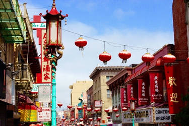 Chinatown by LensOntheroad