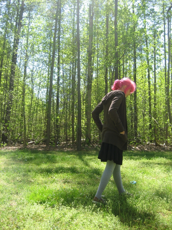 Wandering by babylonian007