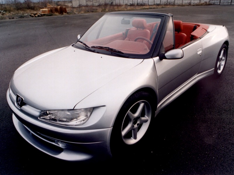 Photo Collection Peugeot 306 Cabrio Wallpaper