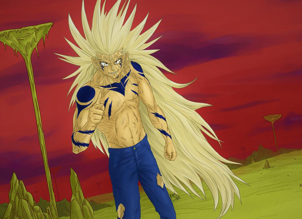 Youkai Yusuke by RafaConte
