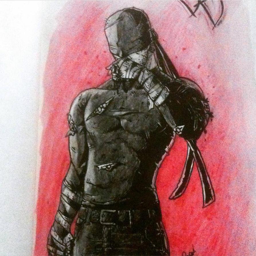 Daredevil by RafaConte