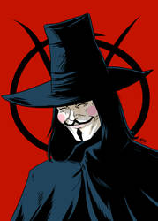 Remember the fifth of November by RafaConte