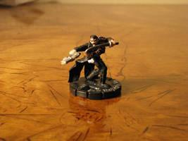Anthony James custom figure by GalaxyZento