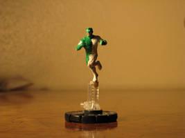 Captian Ireland custom figure by GalaxyZento